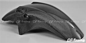 Honda CBF600F CB900F Hornet CB1300 CBF1000 Front Fender - 100% Carbon Fiber