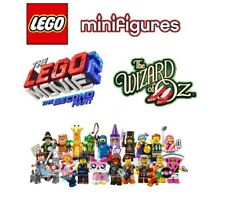 Pick your own Minifigure 👷 LEGO 71023 Movie 2 🚀 Collectible Minifigures Series