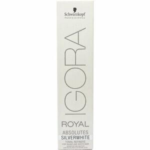 3x Schwarzkopf Igora Royal Haarfarbe - (3x 60 ml)