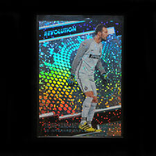 2017 Panini Revolution Soccer Samir Handanovic FC Inter Disco Parallel18/25 #179