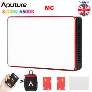 Big Sale !Aputure AL-MC 3200K-6500K Portable Mini Video LED Light RGB Lighting