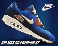 Nike Air Max 90 Premium | UK 6.5 EU 40.5 US 7.5 | 858954-400 Game Royal Camper