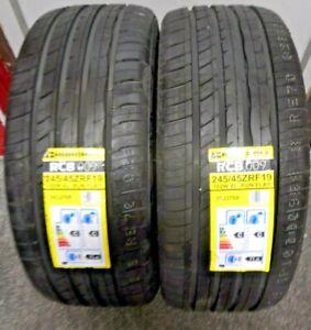 NEW 245 45 19 XL  Churchill  Runflat Tyres   245/45/R19 2454519