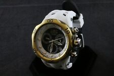 Invicta Venom Reserve Chronograph White Polyurethane Men's Watch 16991