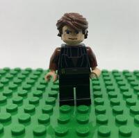 Star Wars LEGO MINIFIG Minifigure ANAKIN SKYWALKER CLONE WARS 7680 9515
