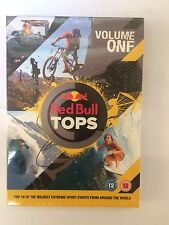 red bull tops volume one dvd new and sealed item brand new extreme sports dvd.