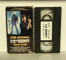 L.A. Bounty (VHS, 1989) Sybil Danning
