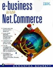 E-Business With Net.Commerce Shurety, Samantha Paperback