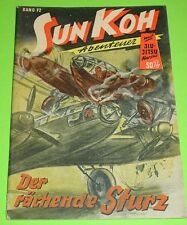 Sun KOH-Roman quaderno n. 72/Planet Editrice 1949 -1953/Freder Van Holk