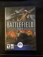 Battlefield 1942 PC CD-Rom Software EA Games