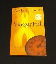 Vinegar Hill by A. Manette Ansay (1998, Paperback)