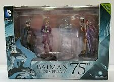 DC Comics Batman 75th Anniversary Masterpiece Collection Eaglemoss NO BATMAN