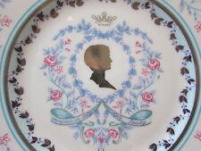 NEW  Princess Diana Althorp Tribute English Fine Bone China Plate