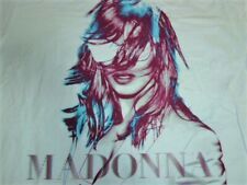 MADONNA - MDNA TOUR 2012  : Official T-shirt  : L size : Brand New/very rare