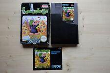 NES - Lemmings - (OVP, mit Anleitung)