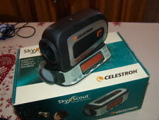 CELESTRON SKYSCOUT with CASE-SKYSCOUT IN LINGUA INGLESE