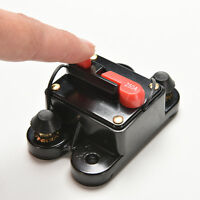 12V Resetable Car Audio System Boat Inline Fuse Circuit Breaker 60-250A 3C