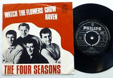 FOUR SEASONS 45 Watch the flowers grow PHILIPS Norway PIC SLEEVE Mint-  e9734
