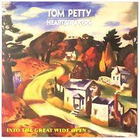 Tom Petty & Heartbreakers Into The Great Wide Open [in-shrink] LP Vinyl Record