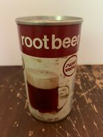 Vintage Sweet Valley Root Beer Soda Tin Soda Can