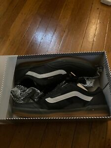 Vans Ave Pro LTD FA F_cking Awesome Black - Size 11.5