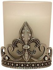 Fei Gifts Fleur de Lis Votive Candle Holder, New, Free Shipping