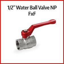 """1/2"""" Water Ball Valve 