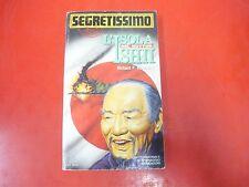 SEGRETISSIMO-RICHARD P. HENRICK-L'ISOLA DEL DOTTOR ISHII-MONDADORI-1993