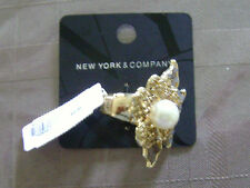 NEW NEW YORK and COMPANY RING WOMEN'S JEWELRY NEW W/ TAGS