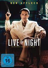 Live by Night - Ben Affleck - DVD