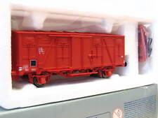 L.S. Models H0 30015 ged. Güterwagen Gs SNCF OVP (Q6516)