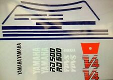 RD500 RD500LC PAINTWORK DECAL SET IMPROVED!!