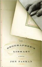 NEW - The Geographer's Library by Fasman, Jon