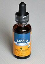 Herb Pharm Bacopa liquid extract tincture 30ml