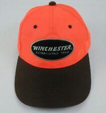 Winchester Established 1866 Hunter Orange Hat Cap Strap Adjustable