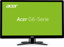 Acer G276HLJ 69 cm (27 Zoll) Monitor VGA HDMI DVI, 1920 x 1080, EEK B schwarz