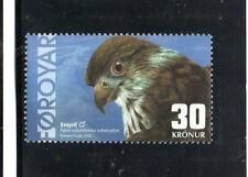 Feroe Fauna Aves rapaces año 2002 (BJ-27)
