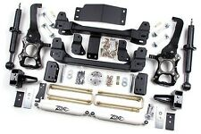 """ZONE Offroad 6"""" Suspension Lift Kit System for 09-13 Ford F150 4WD F10"""