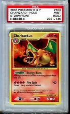 PSA 9 MINT OC Pokemon CHARIZARD Base Set Stormfront Secret Rare Holo 103/100