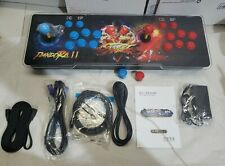 *New* Pandora's Box 11S 2706 Video Games Double Stick Arcade Light/Sound Console
