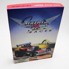 Stunt Track Racer Atari ST 520 / 1040 / MEGA 1989 Game TESTED WORKING FAST SHIP