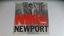 Nina Simone At Newport Colpix mcx s 3111 Holland LP
