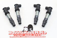 Suzuki Oem Ignition Coils Coil Spark Plug Caps 33410-47h00 G4