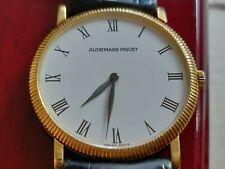 Audemars Piguet Vintage Men's Watch 18K Yellow Gold - Prestine!