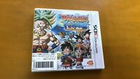 Dragon Ball Fusions Nintendo 3DS Japanese Japan game 3DS