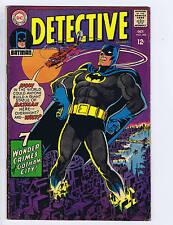 Detective Comics #368 DC Pub1967
