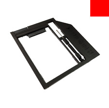 """For 7mm/9.5mm HardDrive HDD, 2.5"""" SATA SSD Optical Tray Bay Caddy + ScrewDriver"""