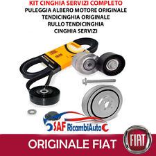 Kit Cinghia Servizi + Puleggia Albero Motore Completo Alfa Romeo 147 GT 1.9 JTD