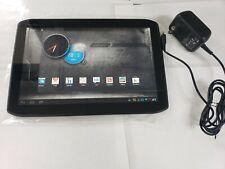 Motorola Droid Xyboard TABLET 10.1 MZ617 16GB, Wi-Fi + 4G Verizon, 10.1in Black