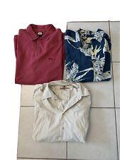 Lot Of 3 Tommy Bahama XL Shirts